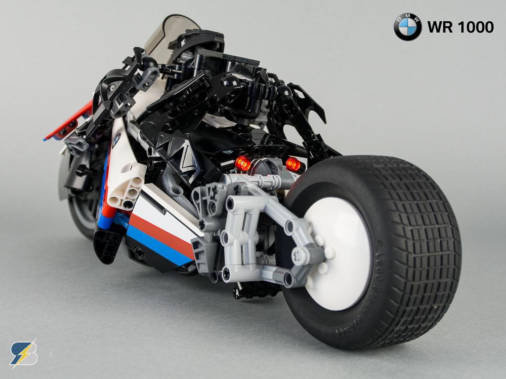 Bmw Wr 1000 Lego Rebrick Contest Entry Racingbrick
