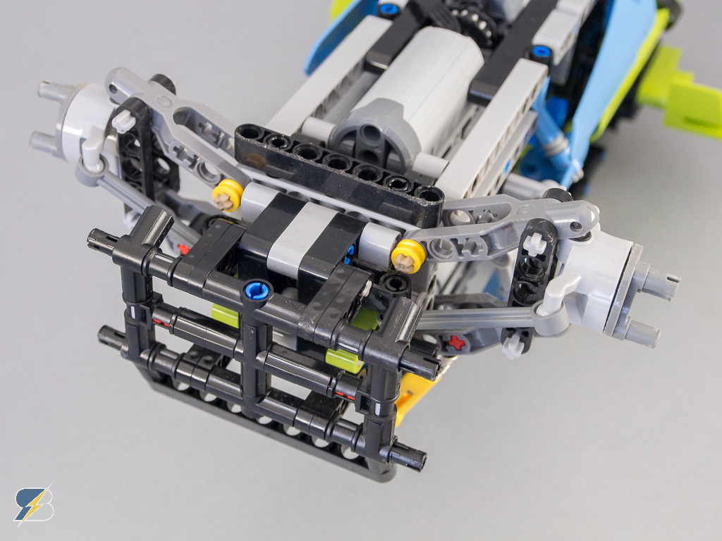 rc truck racing videos with Lego Technic 42037 Formula Off Roader Rc Mod Detailed Images on Lego Technic 42037 Formula Off Roader Rc Mod Detailed Images also 1102053 2018 Maserati Quattroporte Spy Shots in addition Ktm Launches Its 2017 Motogp Bike 875152 further Tamiya 9 New Releases 2018 Nuremberg Toy Fair furthermore 1098249 designer Envisions A Modern De Tomaso Pantera Sports Car.