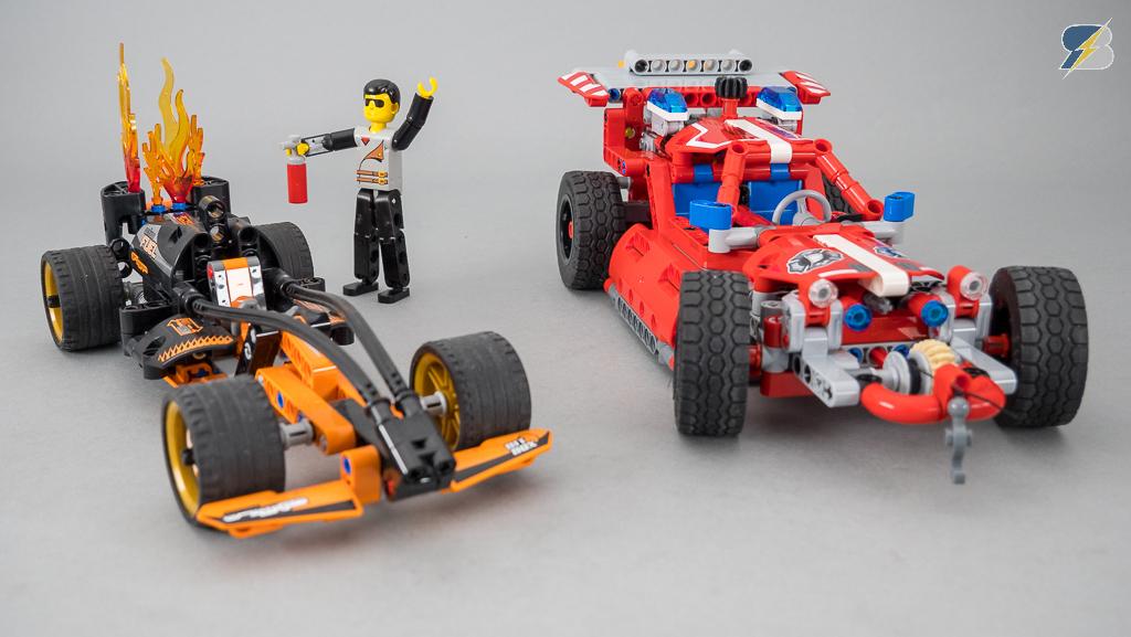 Lego Technic Rc Sports Car