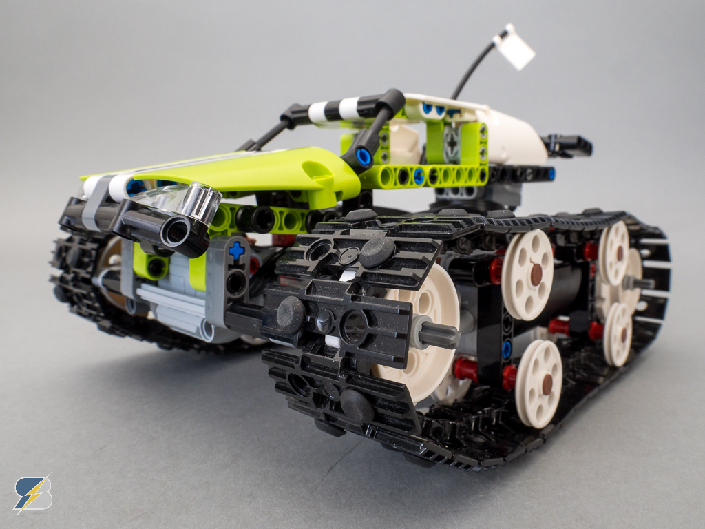 Lego Technic 42065 Rc Tracked Racer Optimized Building Instructions