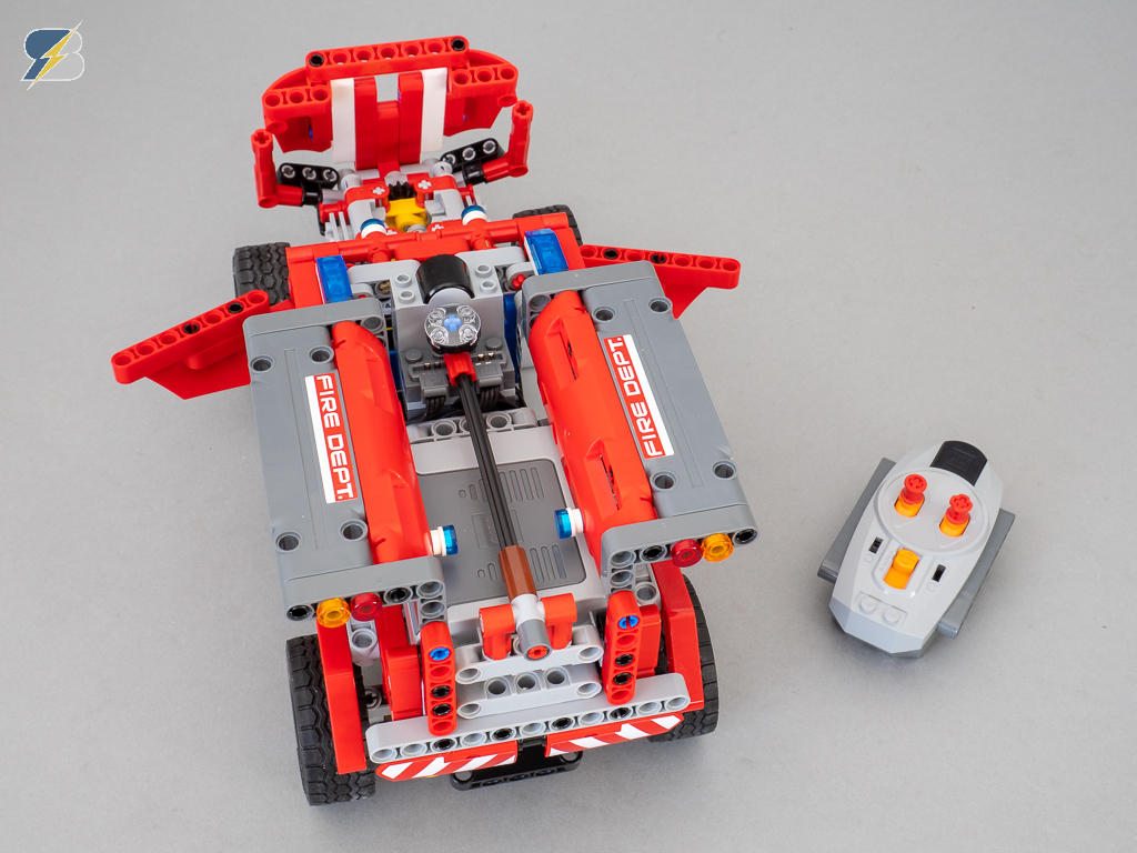 Lego Technic 42075 First Responder Rc Mod Racingbrick