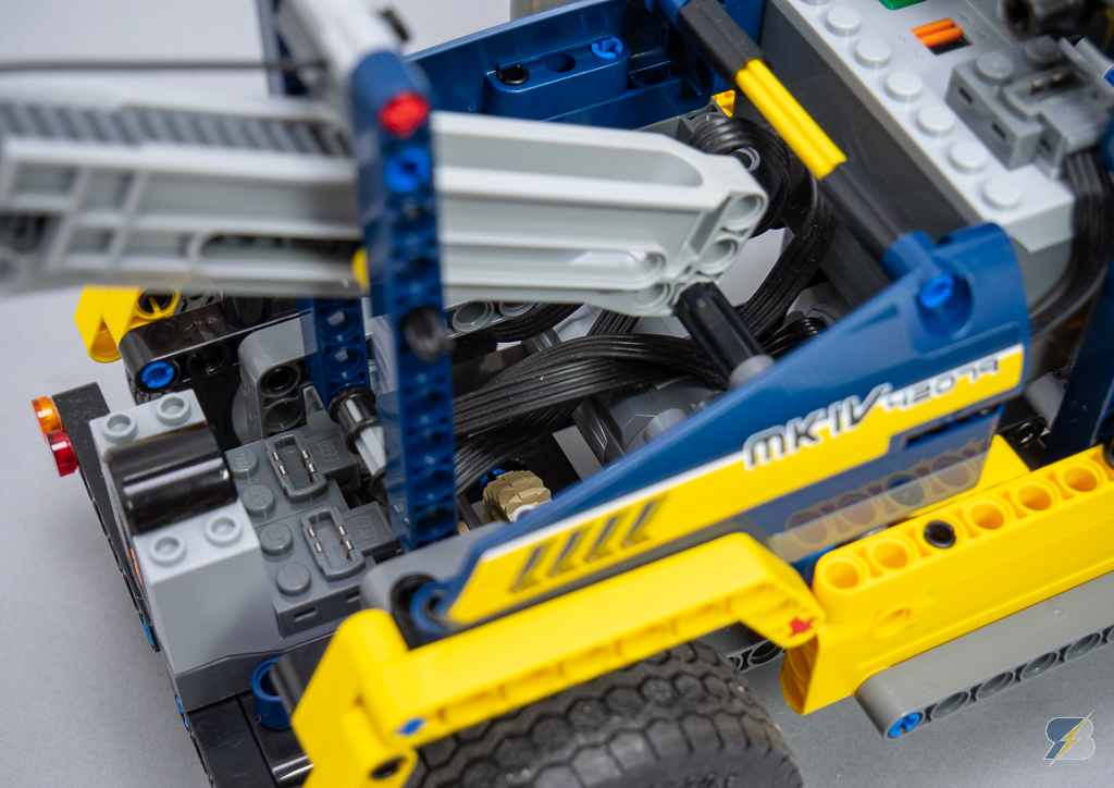 Lego Technic 42079 Tow Truck B Model Rc Mod With Building