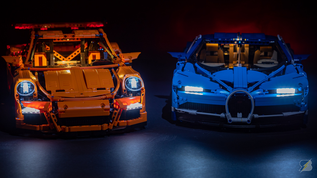 Light Kits By Lightailing For Lego Technic 42083 Bugatti