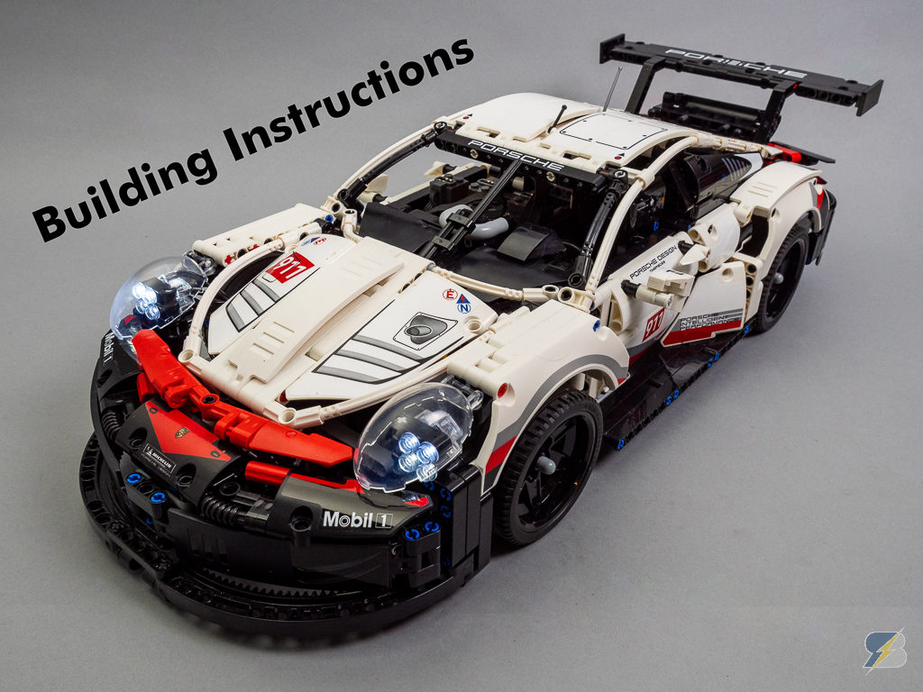 Cheaper 42056 Porsche or dressed up 42077 Rally Car? - LEGO Technic