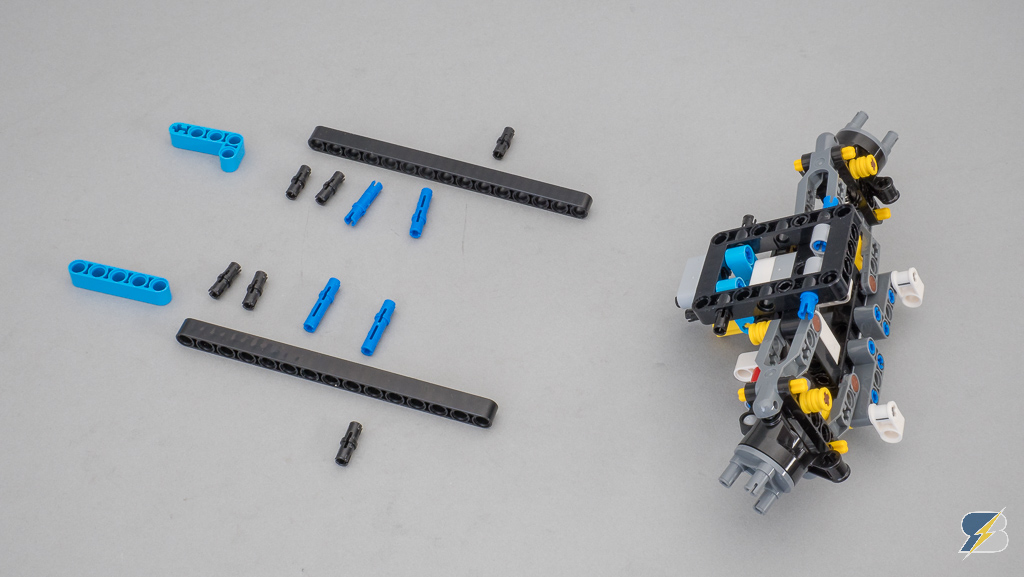 Lego Technic 42077 Buggy B Model Power Functions Building